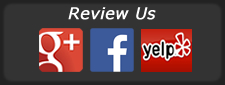 Review Us at Google+, Yelp and Facebook