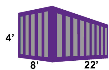 20 yard container to rent in Phoenix AZ